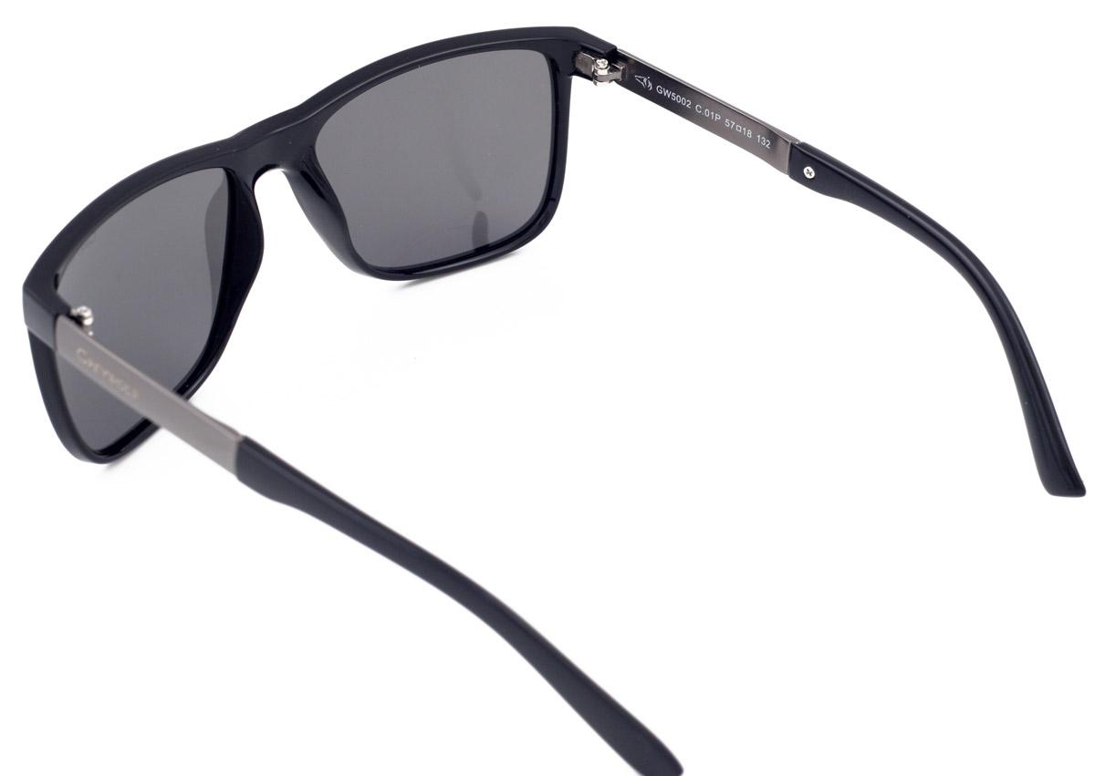 grigio chiaro Lenti 3 Category Matrix Polarizzato Occhiali Da Sole Per Uomini Donne Driver